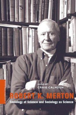 Columbia University Press: Robert K. Merton
