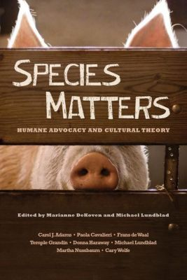 Columbia University Press: Species Matters