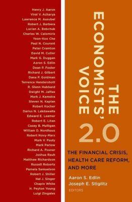 Columbia University Press: The Economists' Voice 2.0