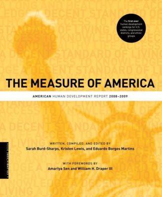 Columbia University Press: The Measure of America, Eduardo Borges Martins, Kristen Lewis, Sarah Burd-Sharps
