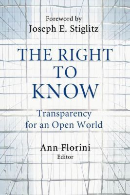 Columbia University Press: The Right to Know