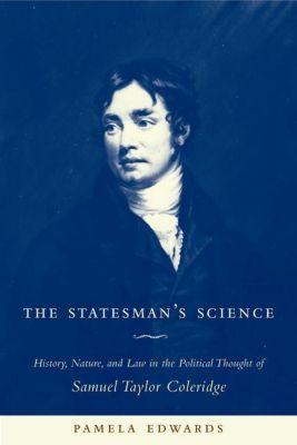 Columbia University Press: The Statesman's Science, Pamela Edwards