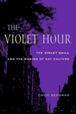 Columbia University Press: The Violet Hour, David Bergman