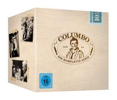 Columbo - Die komplette Serie, Peter Falk