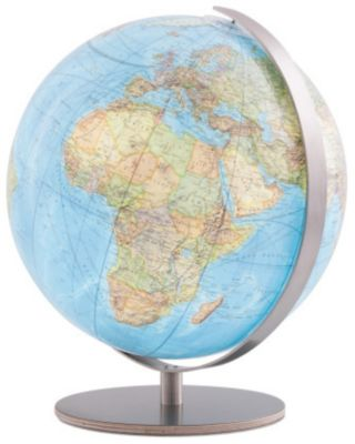 Columbus Globen: Tischglobus Duo Leuchtglobus Durchmesser 30 cm