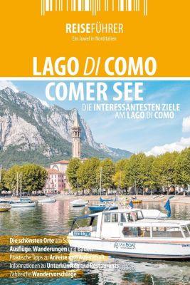 Comer See - Reiseführer - Lago di Como, Robert Hüther