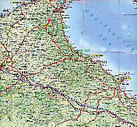 Comfort! map Morocco - Produktdetailbild 1