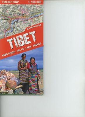 Comfort! map Tibet