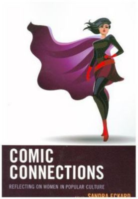 Comic Connections, Sandra Eckard