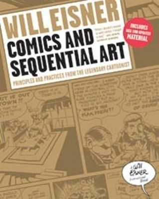 Comics and Sequential Art, Will Eisner