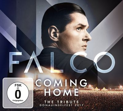 Coming Home - The Tribute (Donauinselfest 2017) (CD+DVD), Falco