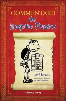Commentarii de Inepto Puero - Jeff Kinney |