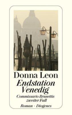 Commissario Brunetti Band 2: Endstation Venedig, Donna Leon