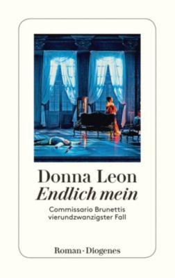 Commissario Brunetti Band 24: Endlich mein, Donna Leon