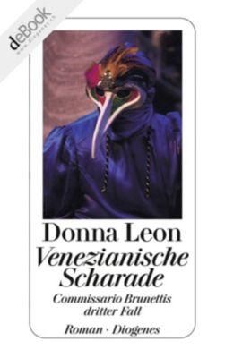 Commissario Brunetti Band 3: Venezianische Scharade, Donna Leon