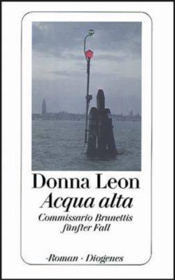 Commissario Brunetti Band 5: Acqua alta - Donna Leon |