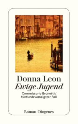 Commissario Brunetti: Ewige Jugend, Donna Leon