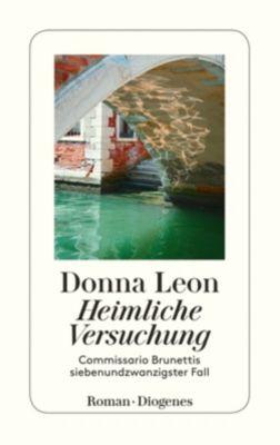 Commissario Brunetti: Heimliche Versuchung, Donna Leon