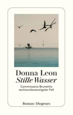 Commissario Brunetti: Stille Wasser, Donna Leon