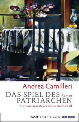 Commissario Montalbano Band 5: Das Spiel des Patriarchen, Andrea Camilleri
