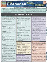 Common Grammar Pitfalls & Mistakes, Expert Editions
