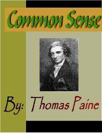 Common Sense, Thomas Paine
