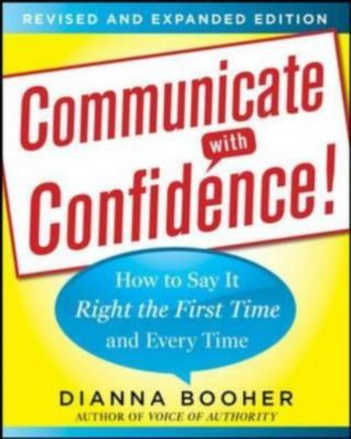 Communicate with confidence by dianna booher free download