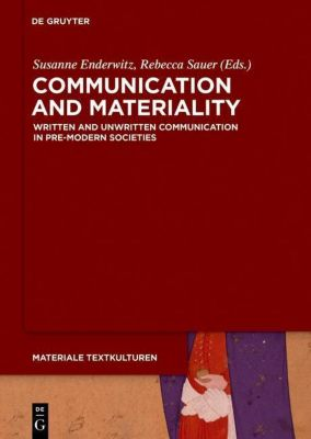 Communication and Materiality