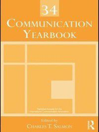 Communication Yearbook 34