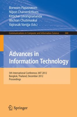 Communications in Computer and Information Science: Advances in Information Technology