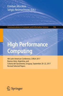 Communications in Computer and Information Science: High Performance Computing