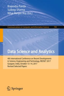 Communications in Computer and Information Science: Data Science and Analytics