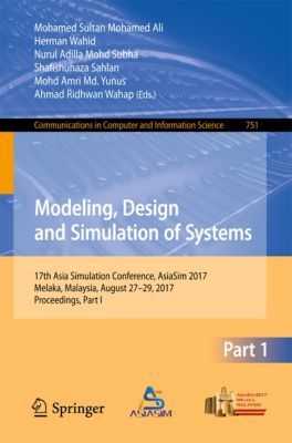 Communications in Computer and Information Science: Modeling, Design and Simulation of Systems