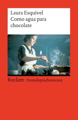 Como agua para chocolate, Laura Esquivel