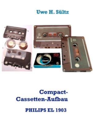 Compact-Cassetten-Aufbau der weltersten PHILIPS EL 1903 aus dem Jahr 1963, inkl. NORELCO, Uwe H. Sültz
