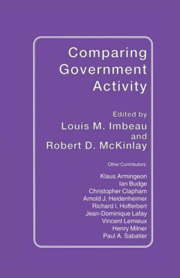 Comparing Government Activity