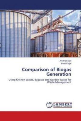 Comparison of Biogas Generation, Arti Pamnani, Patel Kinjal