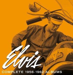 Complete 1956-62 Albums (8 CDs), Elvis Presley