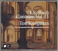 Complete Bach Cantatas Vol.13 - Produktdetailbild 1