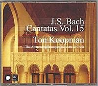 Complete Bach Cantatas Vol.15 - Produktdetailbild 1