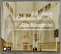 Complete Bach Cantatas Vol.16 - Produktdetailbild 1