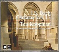 Complete Bach Cantatas Vol.17 - Produktdetailbild 1