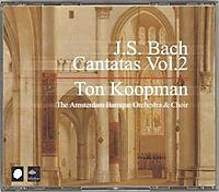 Complete Bach Cantatas Vol.2 - Produktdetailbild 1