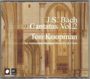 Complete Bach Cantatas Vol.2, Ton Koopman, The Amsterdam Baroque Orchestra & C