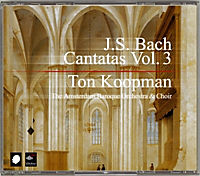 Complete Bach Cantatas Vol.3 - Produktdetailbild 1
