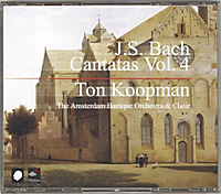 Complete Bach Cantatas Vol.4 - Produktdetailbild 1