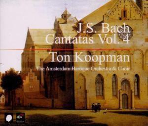 Complete Bach Cantatas Vol.4, Ton & The Amsterdam Baroque Orchestra Koopman