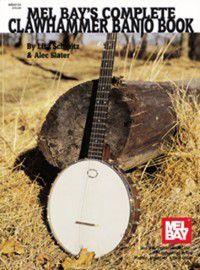 Complete Clawhammer Banjo, Alec Slater