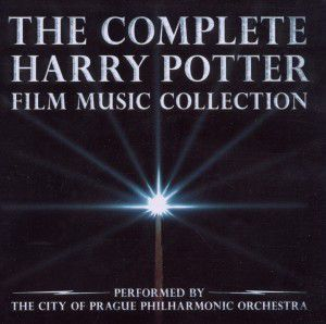 Complete Harry Potter Film Music Collection, Various