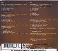 Complete Harry Potter Film Music Collection - Produktdetailbild 1